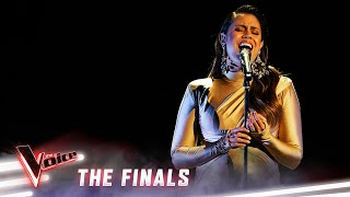 The Finals: Rebecca Selley Sings 'Ave Maria' | The Voice Australia 2019