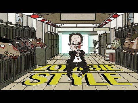 GANGNAM STYLE (강남스타일) - PSY - Zombie Style - Internautismo Crónico