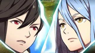 Gambar cover Fire Emblem Fates - All Allies Critical Hit/Skill Activation Quotes Showcase (60FPS)