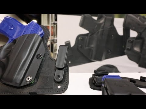 AlienGear's ShapeShift Customizable Holster