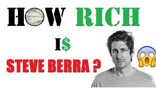 How Rich Is STEVE BERRA?   @SkateInformant