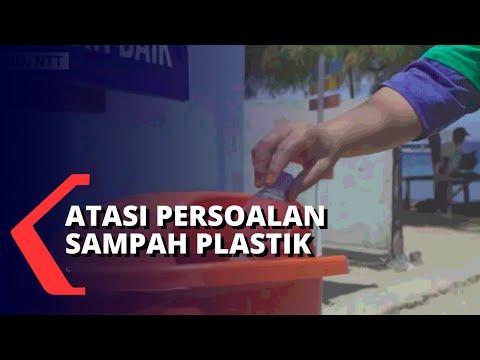 gerakan ekonomi sirkular atasi persoalan sampah plastik