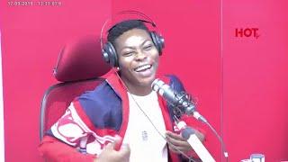 Reekado Banks Speaks On Fans Reaction To 'Rora'