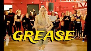 "GREASE - ""You're The One That I Want"" 