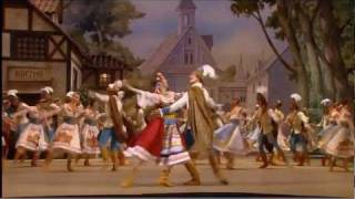 Bolshoi Ballet- Coppelia: Mazurka