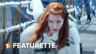Movieclips Trailers Black Widow Featurette - Ready Set Action (2021)   Movieclips Trailers anuncio