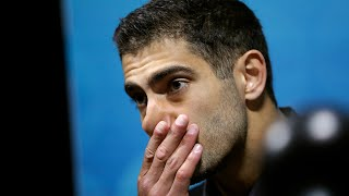 """Jimmy Garoppolo on Super Bowl Loss, """"Never had this feeling before"""""""