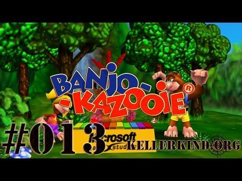 Banjo-Kazooie #013 – Gobi's Valley – Tempelforschung ★ Let's Play Banjo-Kazooie [HD|60FPS]