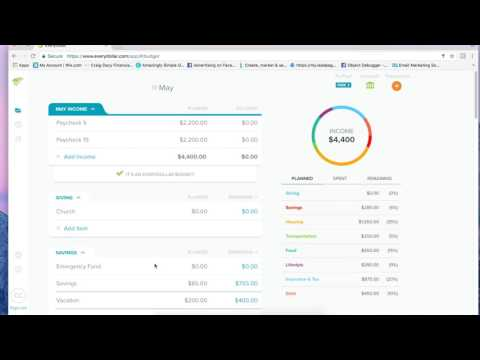 EveryDollar Tutorial: How to Use Funds