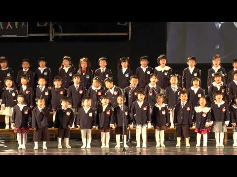 MY matsuri 第10回やまのべ舞祭 〜やまべ幼稚園 <ハンドベル