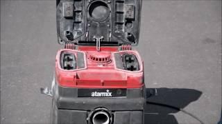 Промышленный пылесос для сухой и влажной уборки Starmix ISC L-1425 Basic от компании Интернет-магазин TOOLMAN - видео