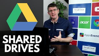 How To Use Shared Drives In Google Drive | Tips & Tricks Episode 47