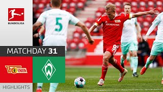 Union Berlin 3-1 Bremen Pekan 31