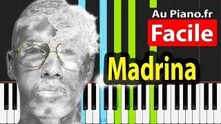 Madrina Booba Piano Tuto Ft Maes (Instru Type Beat 2019)