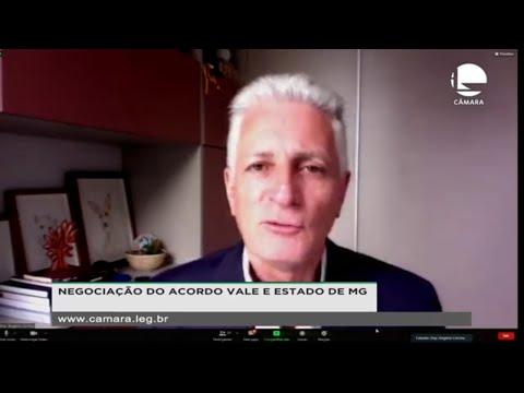 Negociação do acordo entre Vale e estado de Minas Gerais - Reunião Técnica - 03/12/2020 14h50