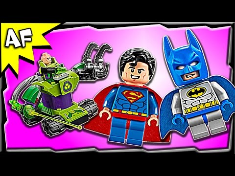 Vidéo LEGO Juniors 10724 : Batman et Superman contre Lex Luthor