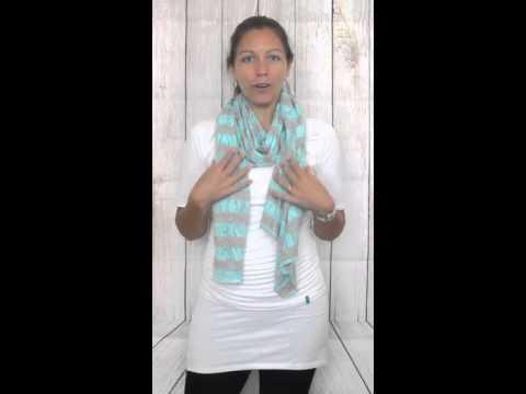 Conoces el Pañuelo para Lactancia de Madremía?