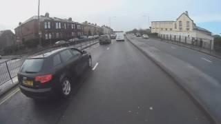 Driver Conviction - Fine £250