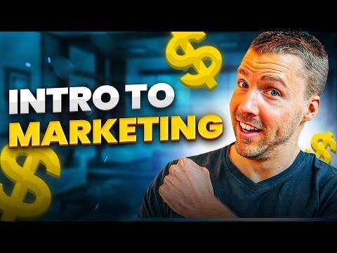 Introduction To Marketing | Marketing 101