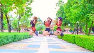 Twice - Like OOH-AHH (OOH-AHH하게)Dance Cover By MiniPluz [Thailand]