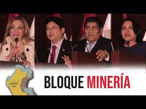 #PremiosProActivo 2019 | Bloque Minería