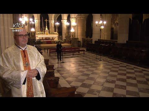 Messe du 18 novembre 2020 à Saint-Germain l'Auxerrois