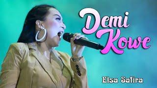 Download lagu Demi Kowe Elsa Safira Mp3