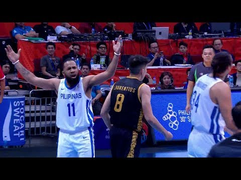[Sport5]  Semifinals Full Game: Philippines vs Indonesia | 5X5 Basketball M | 2019 SEA Games