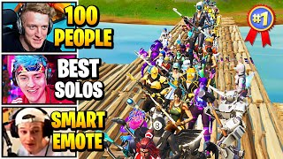 Streamers Host *FINALS* QUALIFIER Solo FASHION SHOW   Fortnite Daily Funny Moments Ep.536
