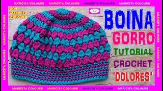como tejer boina en crochet - Free video search site - Findclip cd18c7c1ca5