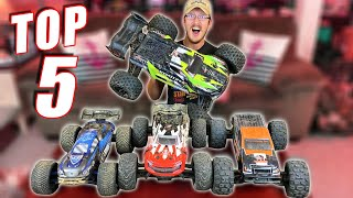 Top 5 BEST RC Cars & Trucks 2019 for RC BASHING!! - TheRcSaylors