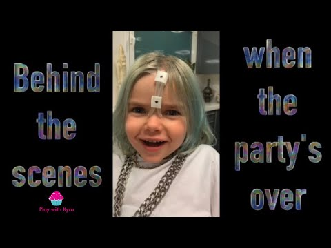 Behind the scenes of when the party's over - Billie Eilish (remake/cover)