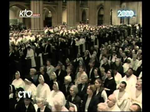 Messe à la Cathédrale Saint Patrick
