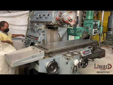 Huron MU 4 Milling Machine