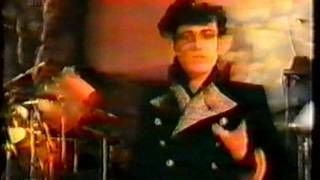 Adam Ant- TisWas Valentine's Day Competition
