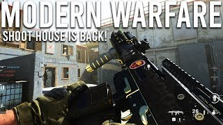 Modern Warfare Shoothouse is back!