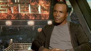 'Real Steel' Sugar Ray Leonard Interview
