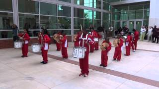 Mabelvale Elementary Drum and Groove Line
