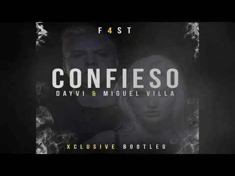 F4st Confieso (Audio)