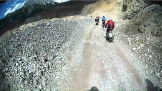 preview picture of video '2012 Erzbergrodeo XVIII - Guided Tour on a Vespa PX150 (Helmet Cam)'