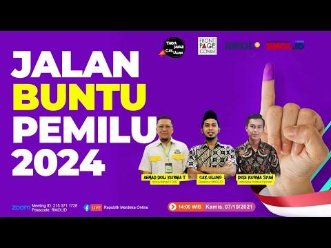 Tanya Jawab Cak Ulung • Jalan Buntu Pemilu 2024