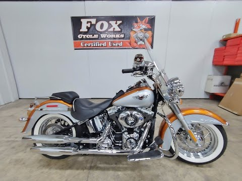 2014 Harley-Davidson Softail® Deluxe in Sandusky, Ohio - Video 1