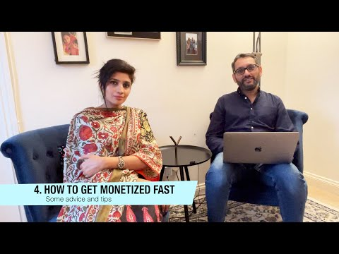 , title : 'How to MONETIZE on YouTube FAST | How to earn money from YouTube, Important tips from our experience