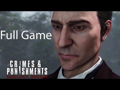Sherlock Holmes: Crimes & Punishments Case (Full Game)