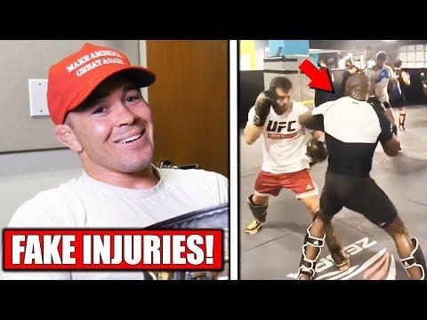 NEW FOOTAGE of Kamaru Usman sparring & wrestling, Johnny Walker visits McGregor's gym, Mike Perry