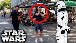 STAR WARS Stormtrooper Prank! Episode 1 | Tom & Taha