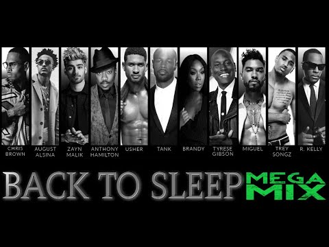 Chris Brown – Back To Sleep MEGAMIX VER. 2 – Now with Tyrese & a bonus goof!