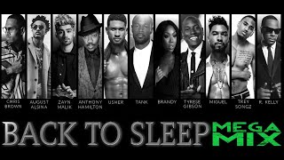 Chris Brown – Back To Sleep MEGAMIX VER. 2 – Now with Tyrese & a bonus goof!
