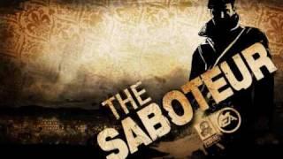 The Saboteur theme song