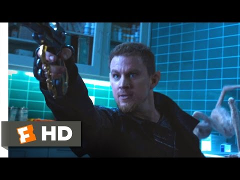 Jupiter Ascending (2015) - Alien Operation Rescue Scene (1/10) | Movieclips